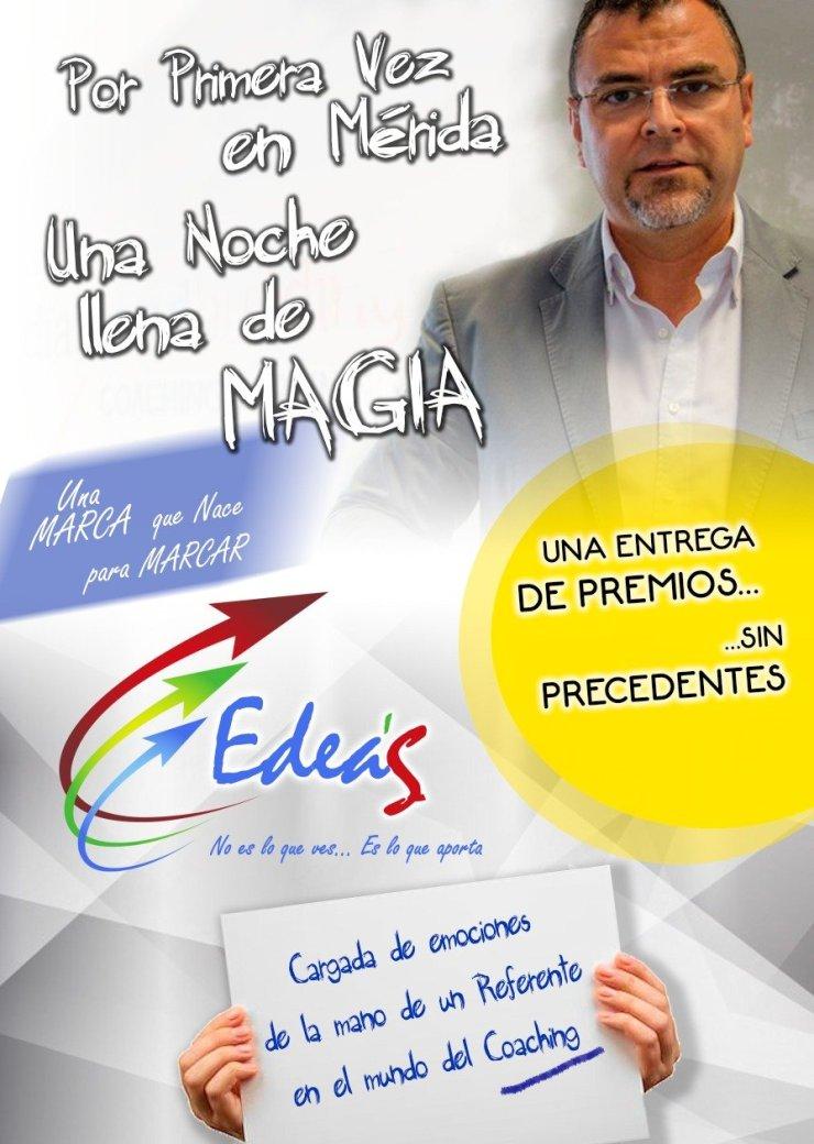 I Entrega de Premios Edea'S