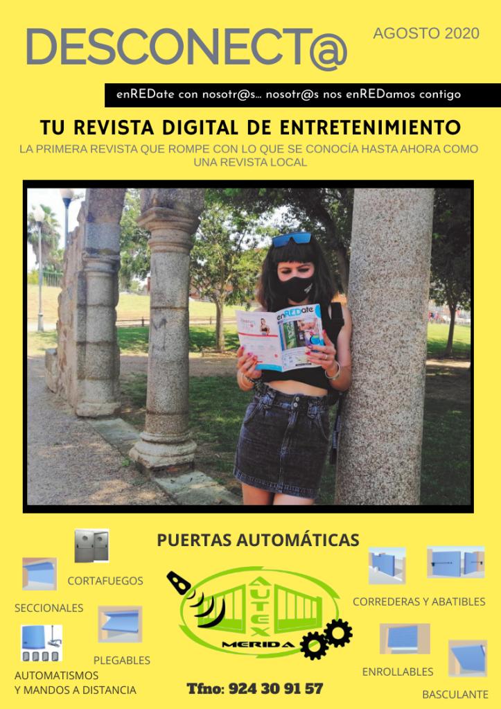 Desconect@ La Revista Digital Extremeña de Ocio y Entretenimiento