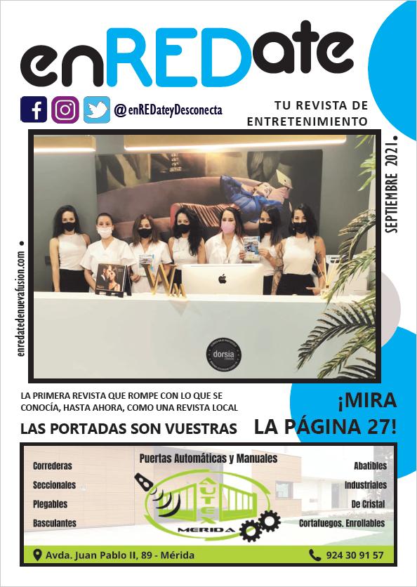 enREDate, Revista extremeña de ocio y entretenimiento, publicidad, comunicación, marketing, formación mérida, nueva fusión
